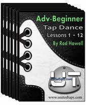 Complete 315 Tap Dance dictionary